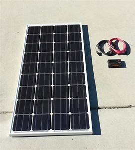 Have Our Solar Kit Assembled  So Look For Our Diy