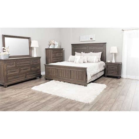 Worcester 5 Piece Bedroom Set  2237qbed 03 04 11 36