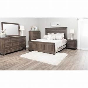 Worcester 5 piece bedroom set 2237 qbed 03 04 11 36 for 5 piece bedroom sets