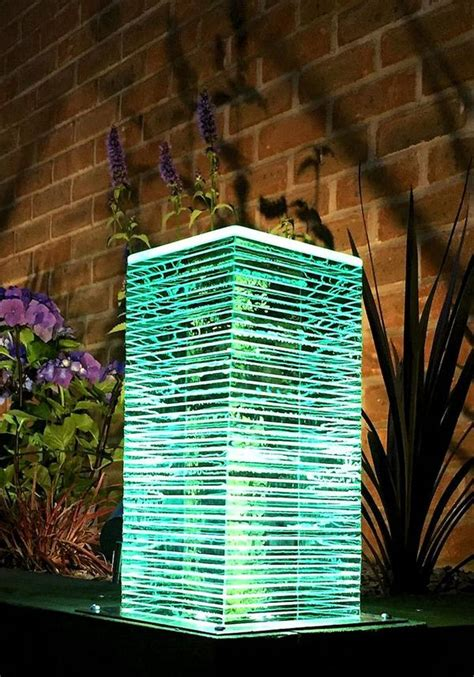 azure led deck lightdesigner outdoor bollard lightingthe