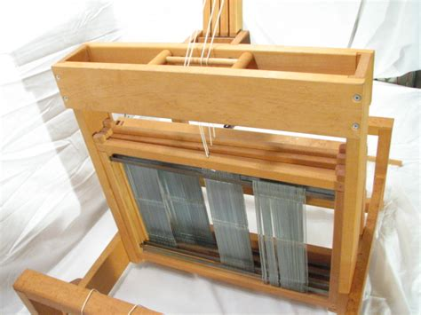 table top weaving looms for sale schacht spindle table top weaving loom wooden tool ebay