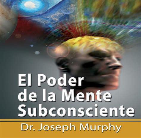 Use su mente para mejorar su salud 11. Libro El Poder De Tu Mente Subconsciente - Caja de Libro