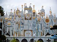 Its a Small World Disneyland California