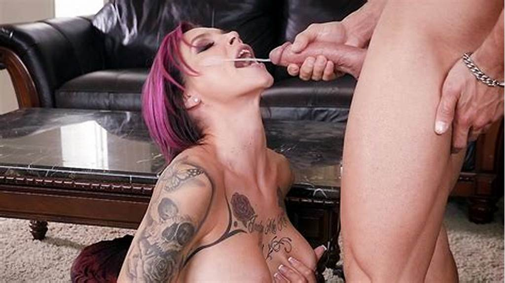 #Milf #Anna #Bell #Peaks #Gets #A #Facial #From #Her #Stepson