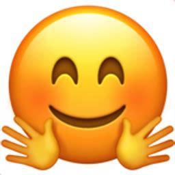 hugging face emoji uf