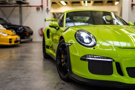 porsche gt3 birch green porsche 911 gt3 rs by porsche exclusive gtspirit