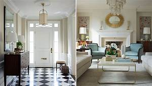 Interior Design – A Traditional Living Room With 1930s