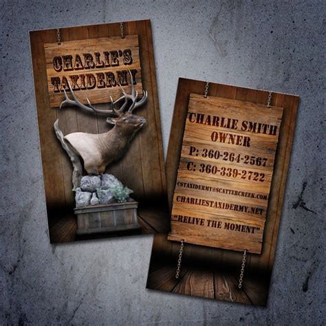 business card design outdoor advertising  design