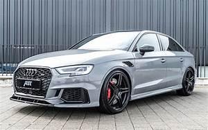 Audi Rs 3 : abt audi rs 3 sedan tuning kit debuts with 500hp performancedrive ~ Medecine-chirurgie-esthetiques.com Avis de Voitures