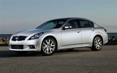 2012 Infiniti G37 Sedan Sport 6MT - Editors' Notebook ...