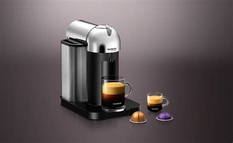 nespresso vertuoline machine comparison vertuo chrome vertuo coffee machine nespresso usa