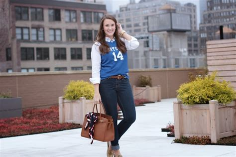 What to Wear to a Kentucky Basketball Game | New York City Fashion and Lifestyle Blog | Covering ...