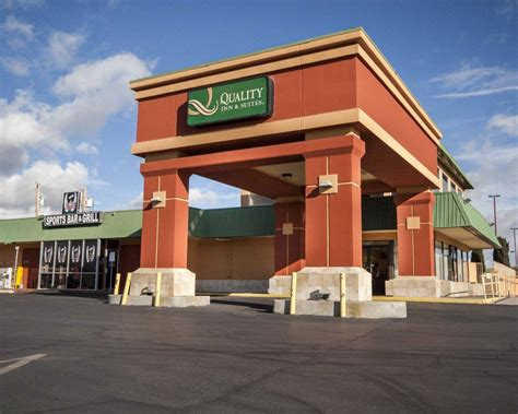quality inn suites airport  el paso tx