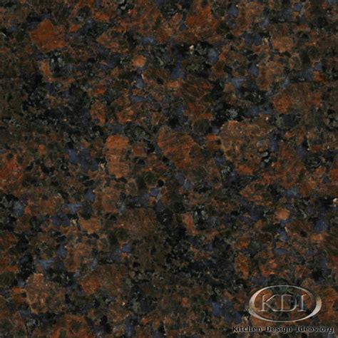 blue granite kitchen countertop ideas