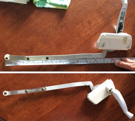 casement crank mechanism  finding replacement swiscocom