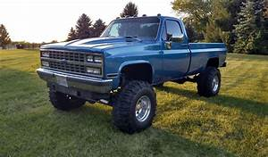 1982 Chevy C10 - Mike G