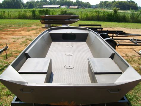 Aluminum Jon Boat Makers by Where To Get Aluminum Duck Boat Plans Plans For Boat