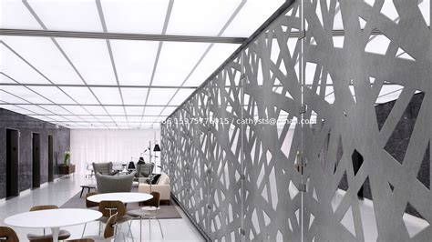 powder coating aluminum perforated panels  facadewall cladding curtain wallceiling