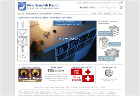 new swedish design de macht mehr aus euren m 246 beln