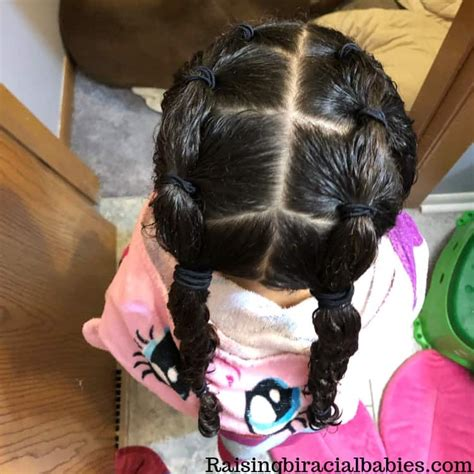 Easy Hairstyles For Mixed by Mixed Hairstyles A Easy Style For Biracial