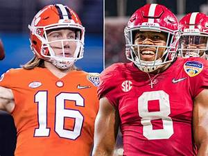 2019 National Championship Game Date, Time And TV Channel ...