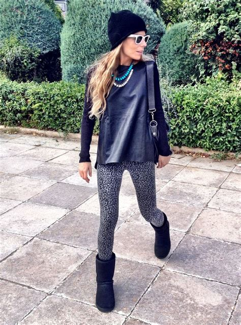 How to Wear Leggings u2013 Glam Radar