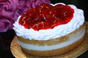 Safeway Strawberry Boston Cream Cake