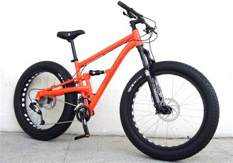 Full Suspension Fatbikes Save Up To 60% Off Rockshox Bluto