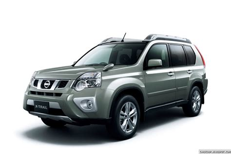 nissan suv 2010 2011 nissan x trail suv facelift breaks cover in japan