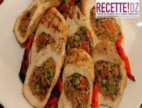 cuisine dz noter la recette دجاج محشي cuisine algérienne