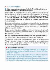 Franchise Assurance Accident Responsable : assurance voiture franchise bris de glace ~ Gottalentnigeria.com Avis de Voitures