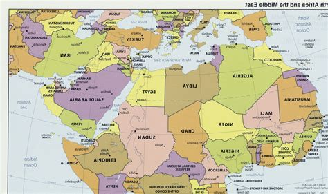 north africa  south west asia map pictures  pin