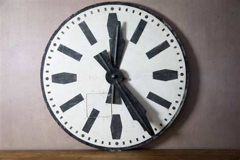 Vintage Church Clock Face For Sale At Pamono