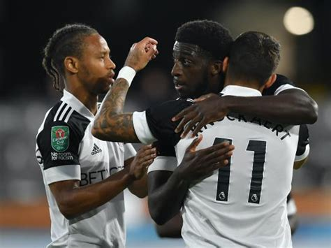 Fulham see off Sheffield Wednesday to reach fourth round ...