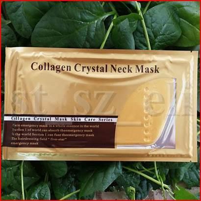 Mask Neck Face Skin Gel Collage Makeup