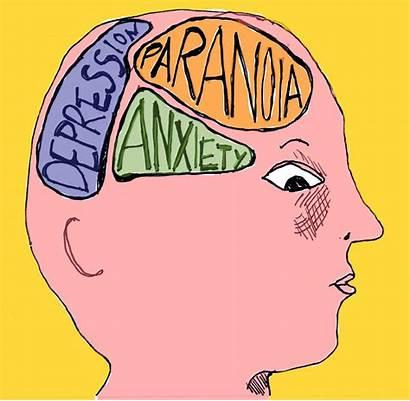Mental Illness Health Smoking Worse Cartoon Problems