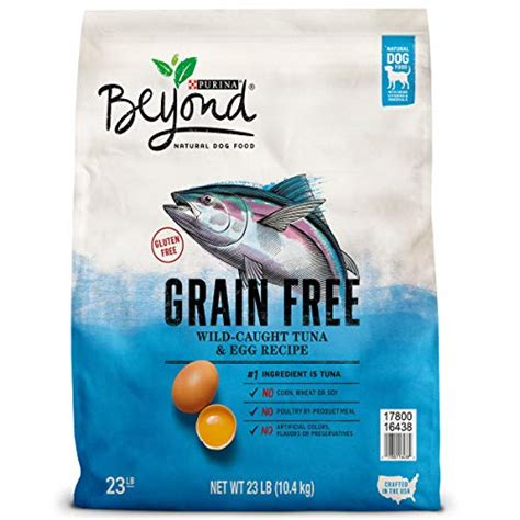 purina grain beyond tuna food dog dry egg recipe wild adult caught bag brands petco lb natural cheap