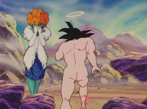 naked dragon ball z sex scenes