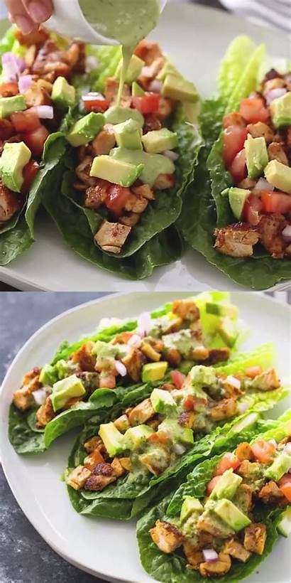 Healthy Chicken Comida Ensaladas Recipes Memes Wraps