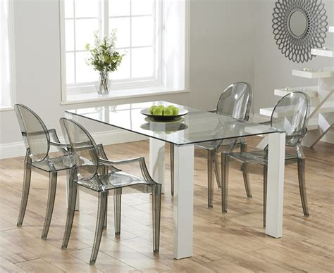 Modern White Kitchen Ideas - all you need to know about glass dining room tables dining room tables