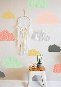 lovely love wall decals Meet The Lovely Wall - Project Nursery