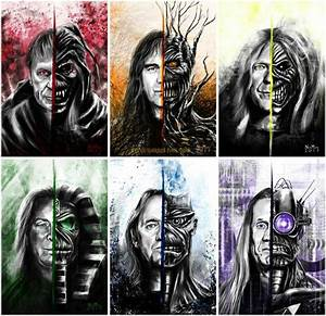 1000+ images about IRON MAIDEN on Pinterest   Artworks ...