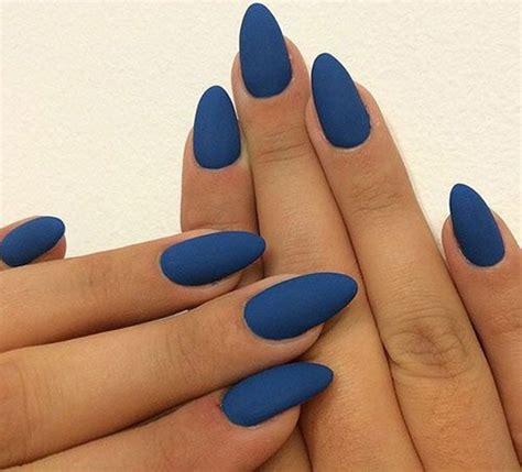 matte color nails 60 pretty matte nail designs