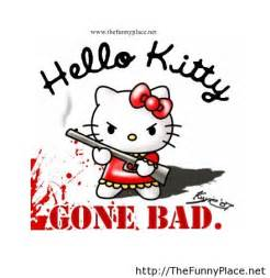 Hello Kitty Funny Quotes