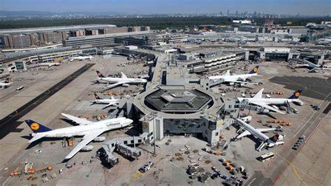 Houston Skyline Hd Wallpaper Frankfurter Flughafen International Längst Weit Abgeschlagen Frankfurt