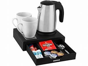 Wasserkocher Für Tee : hotel wasserkocher tee kaffeestation f r den in room ~ Yasmunasinghe.com Haus und Dekorationen