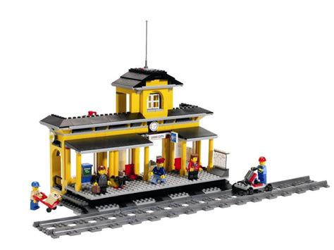 chambre de gar輟n 7 ans lego la gare
