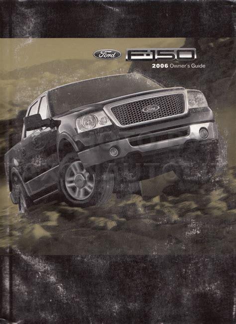 ford   pickup truck owners manual original