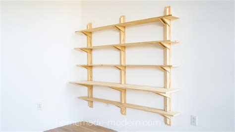 Regal Diy by Modern Ep118 Diy Plywood Shelves With Smart Home Tech