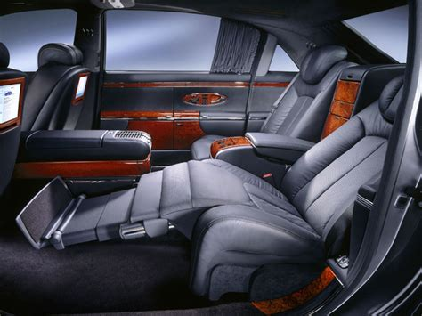2005 Maybach Exelero - Interior Pictures - CarGurus